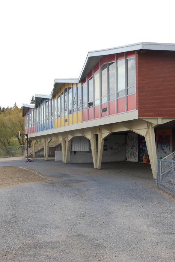 John F. Kennedy School, Butte, May 2012