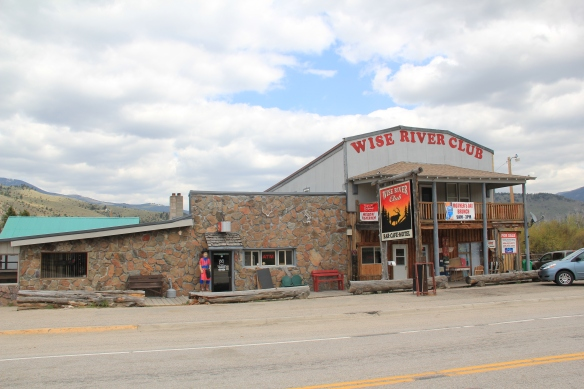 Wise River Club, Beaverhead County