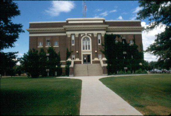 Phillips County Courthouse (1921), Malta