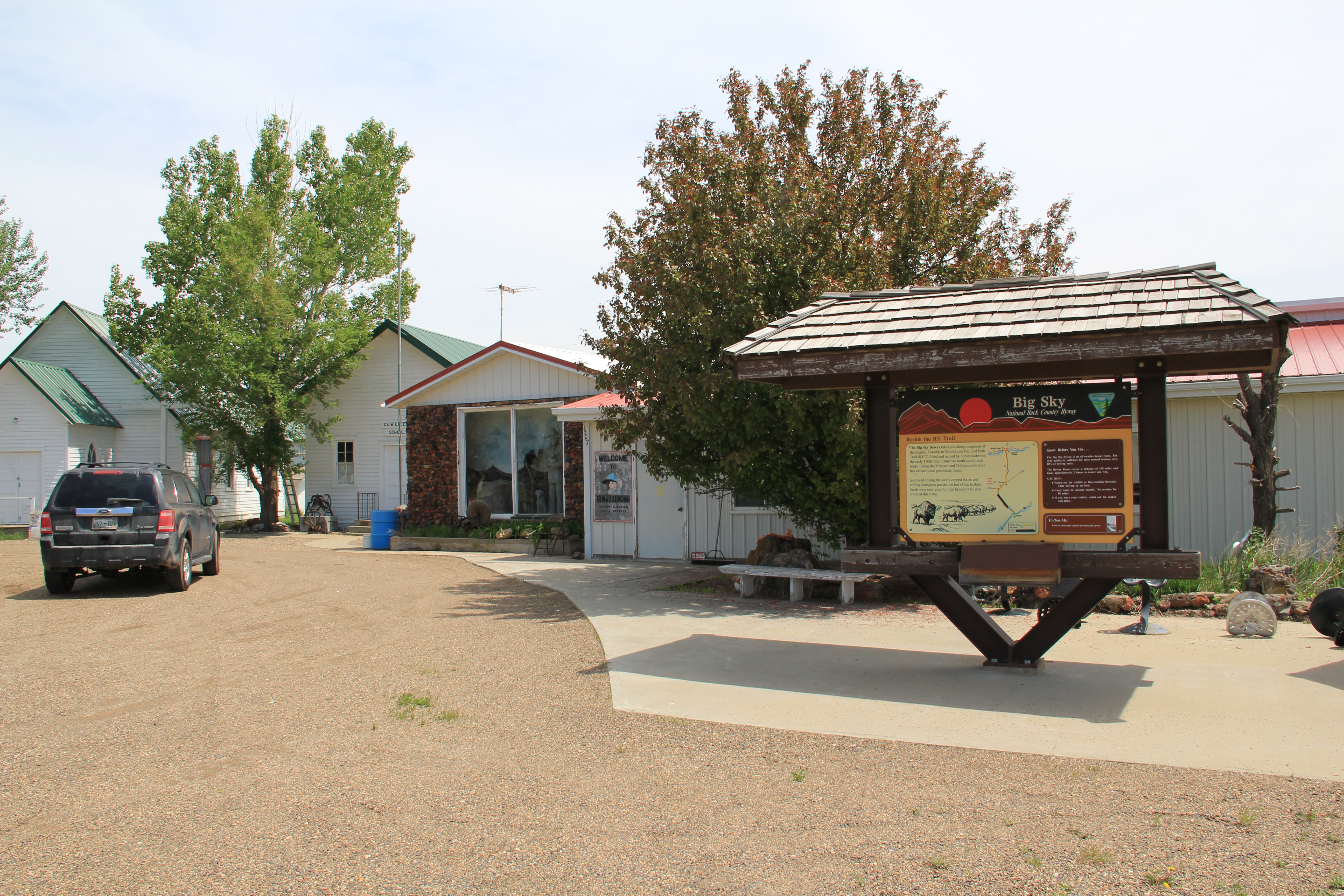 Montana mccone county circle - Image