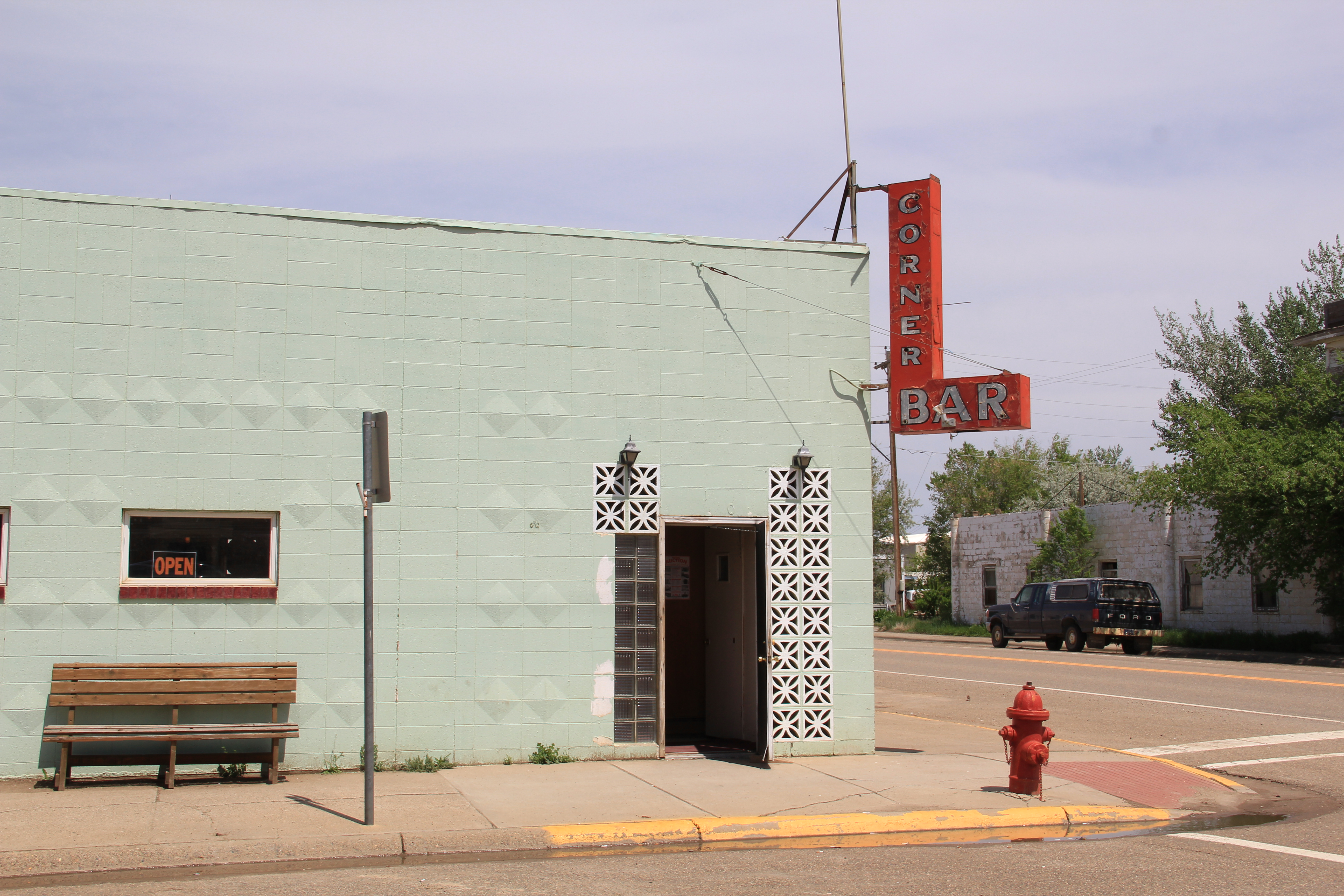 Montana mccone county circle - The Mccone County Fairgrounds Hosts One Of The Region S Best Rodeos Every Summer And Then Out At The Airport Is Yet Another Rare Historic Property The