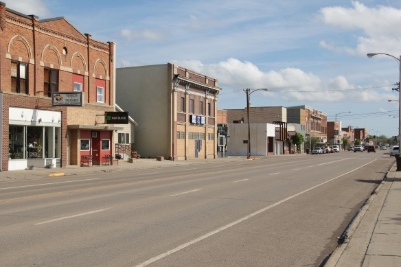 Merrill Avenue Historic District, Glendive