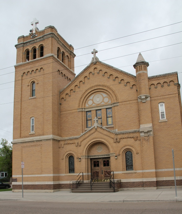 Sacred Heart Catholic Church, Miles City