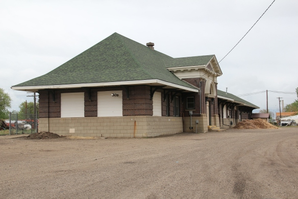 Milwaukee Road Depot, Miles City