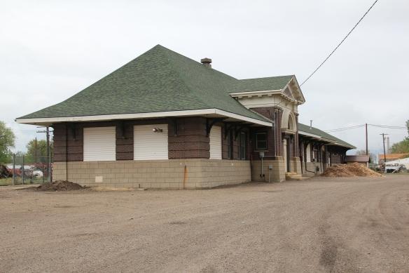 Milwaukee Road Depot, Miles City