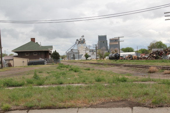 Milwaukee Road corridor in Miles City