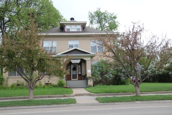 Horton House Bed and Breakfast, Miles City