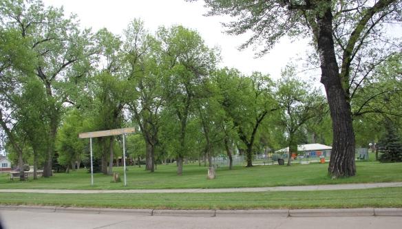 Wibaux Park, Miles City