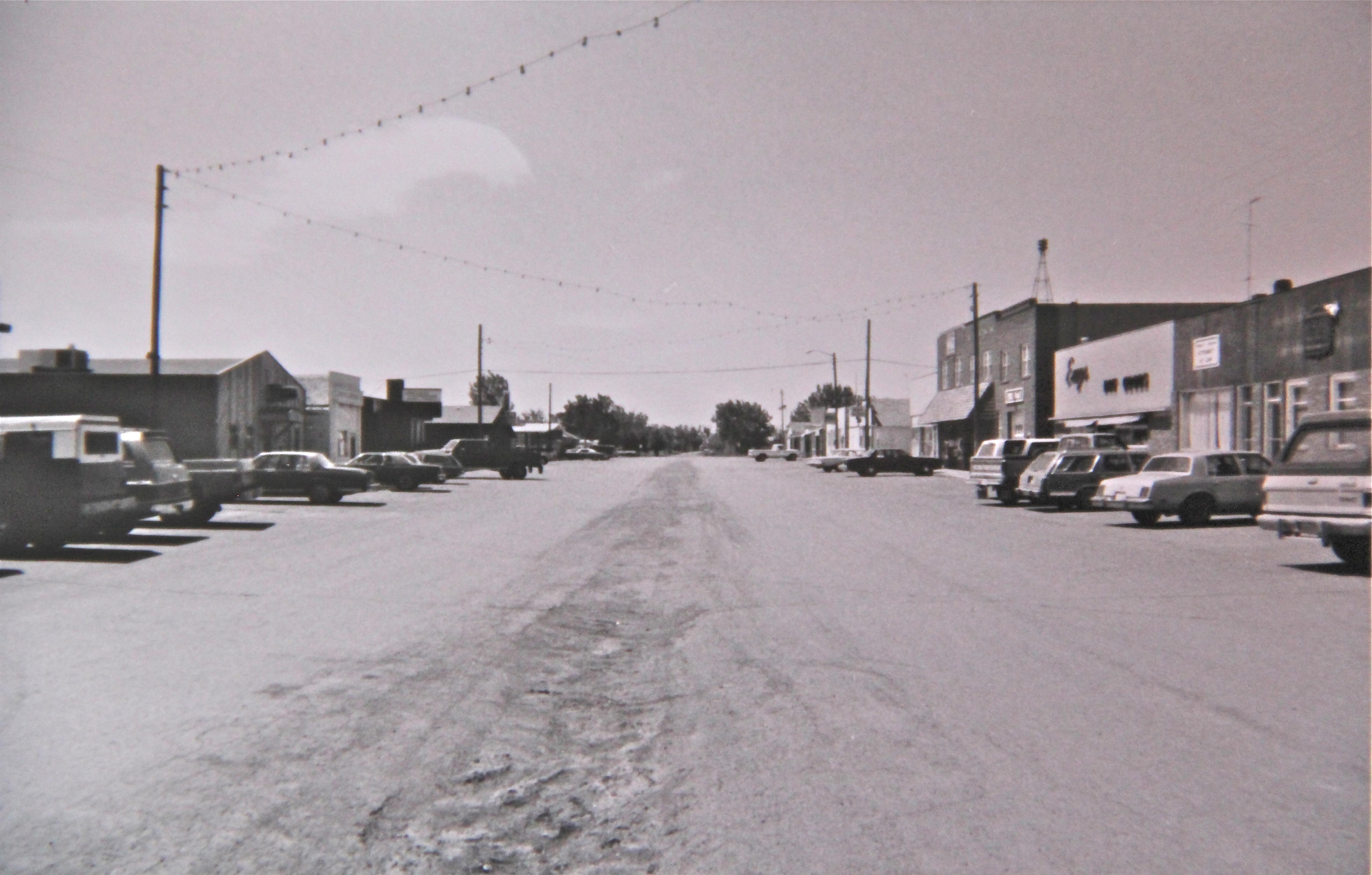 Montana rosebud county forsyth - Jordan Mid 1980s