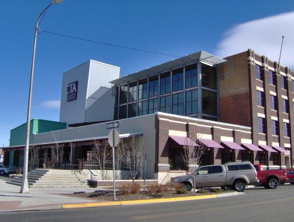 CTA Architects building, 2006