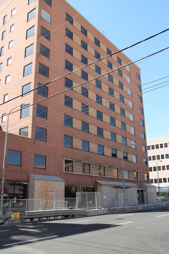 Northern Hotel, Billings, 2011