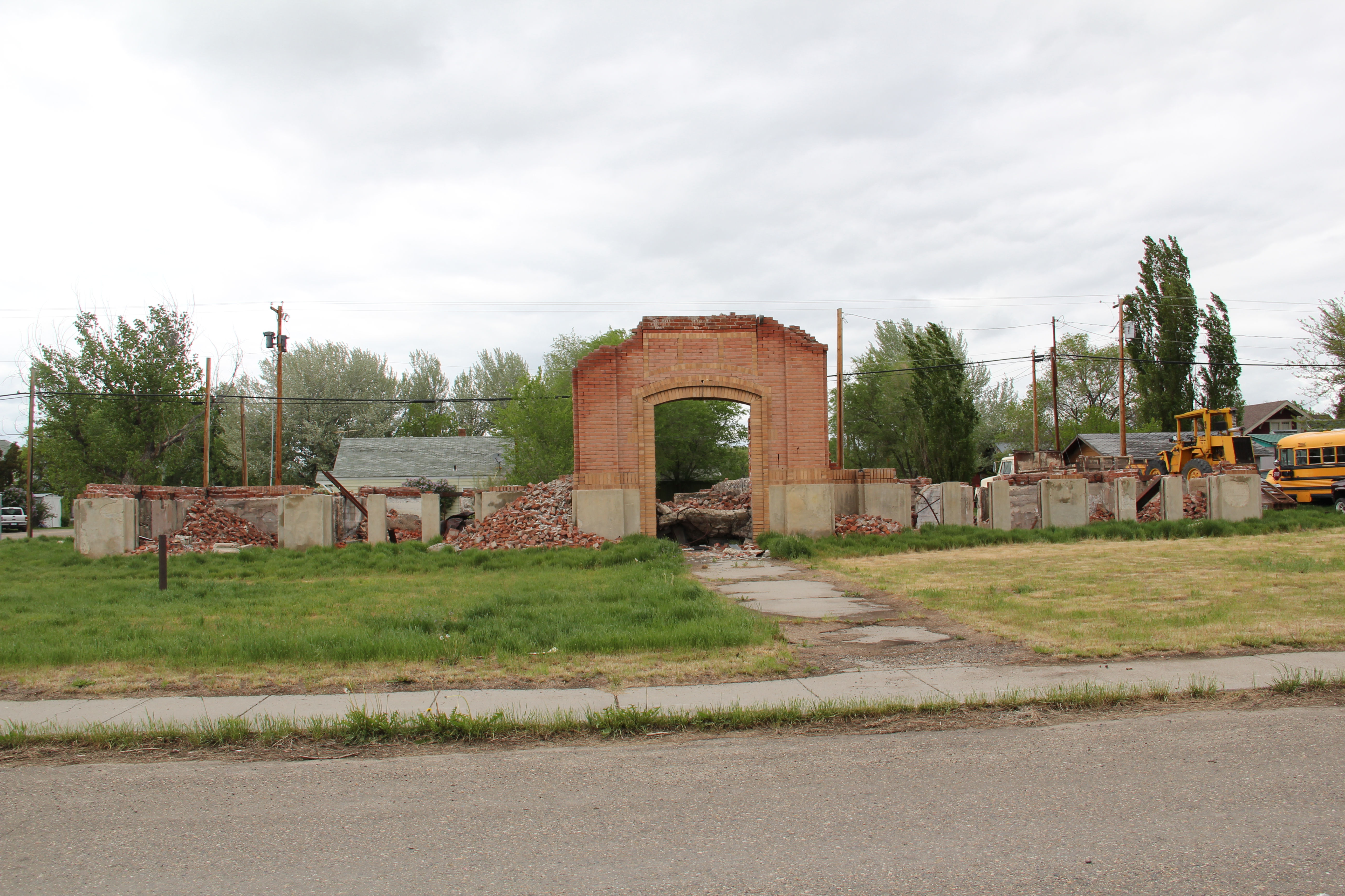 Montana rosebud county forsyth - Rosebud Montana Is A Small Northern Pacific Era Railroad Town In Rosebud County A Recent Commentator On The Blog Asked For More About This Town