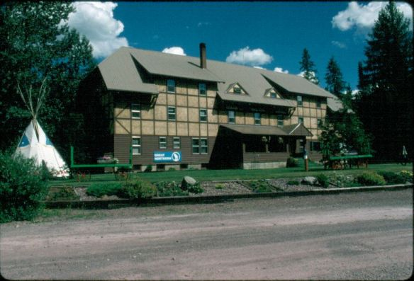 Izaak Walton Inn c. 1985