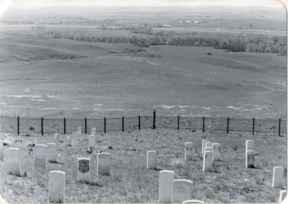Custer Battlefield, Crow Agency (43-30)