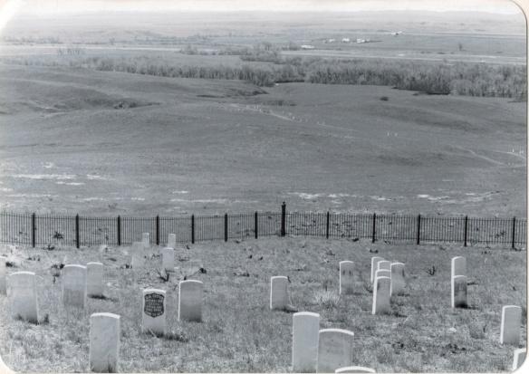 Custer Battlefield, Crow Agency (43-30)