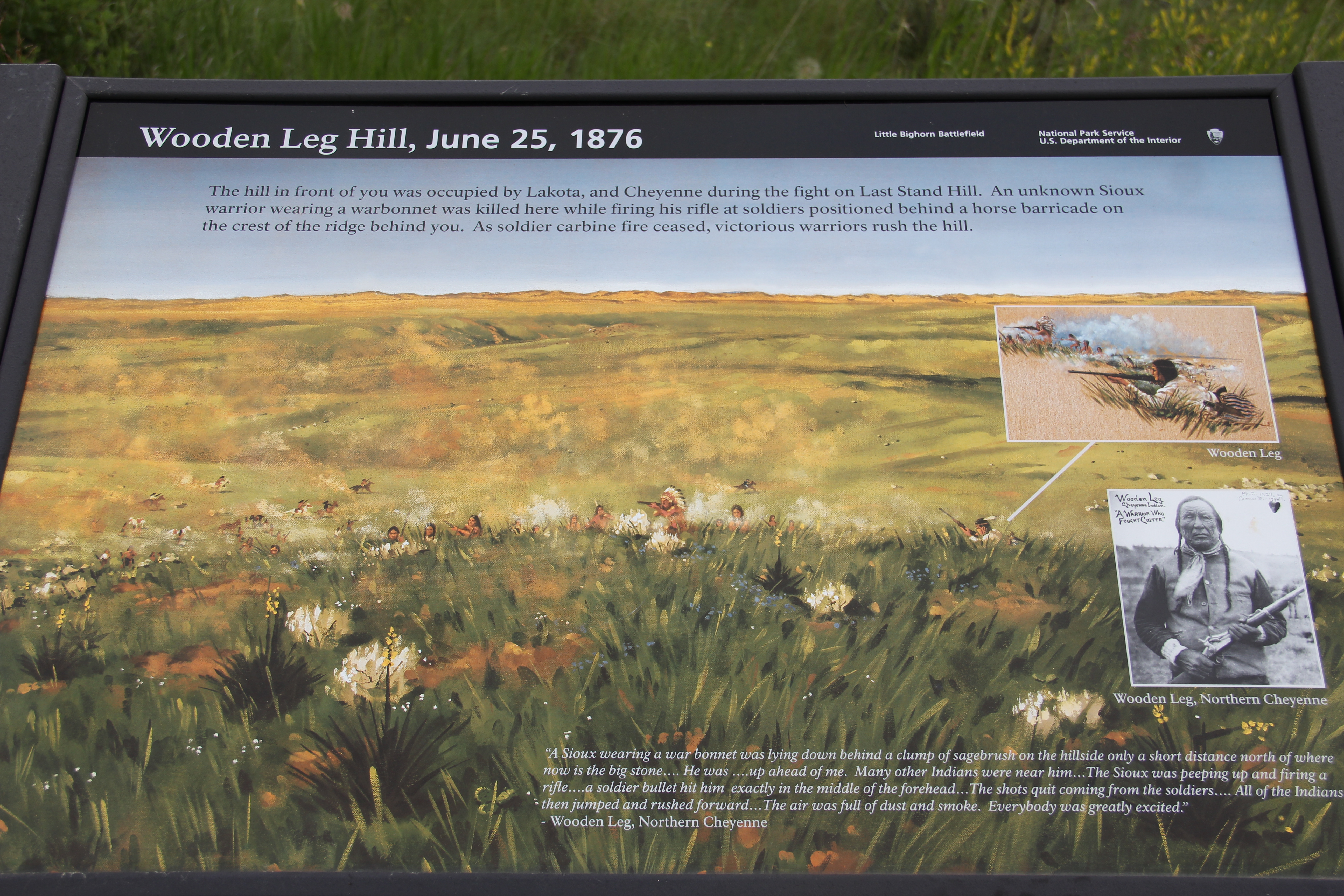 Crow Indian Reservation | Montana's Historic Landscapes