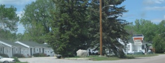 2011 US 89 to Glacier Canon Sureshot Choteau motel 017