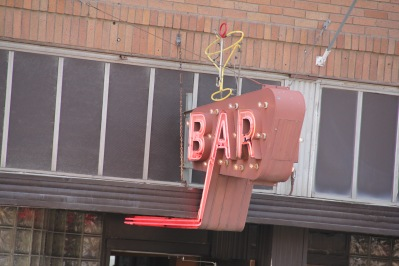 Park Co Livingston murray bar sign