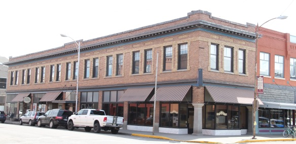 Park Co Livingston Montana Hotel Block 9