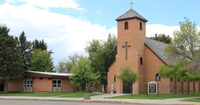 Teton Co Choteau St Joseph catholic church 1
