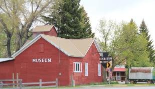 Teton Co Choteau museum 1