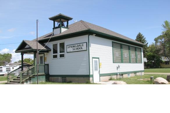 Park Co Springdale school