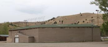 washoe park grandstand