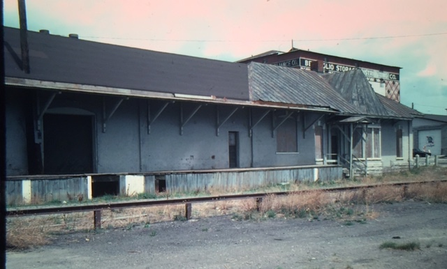 BAP Depot Butte 1985