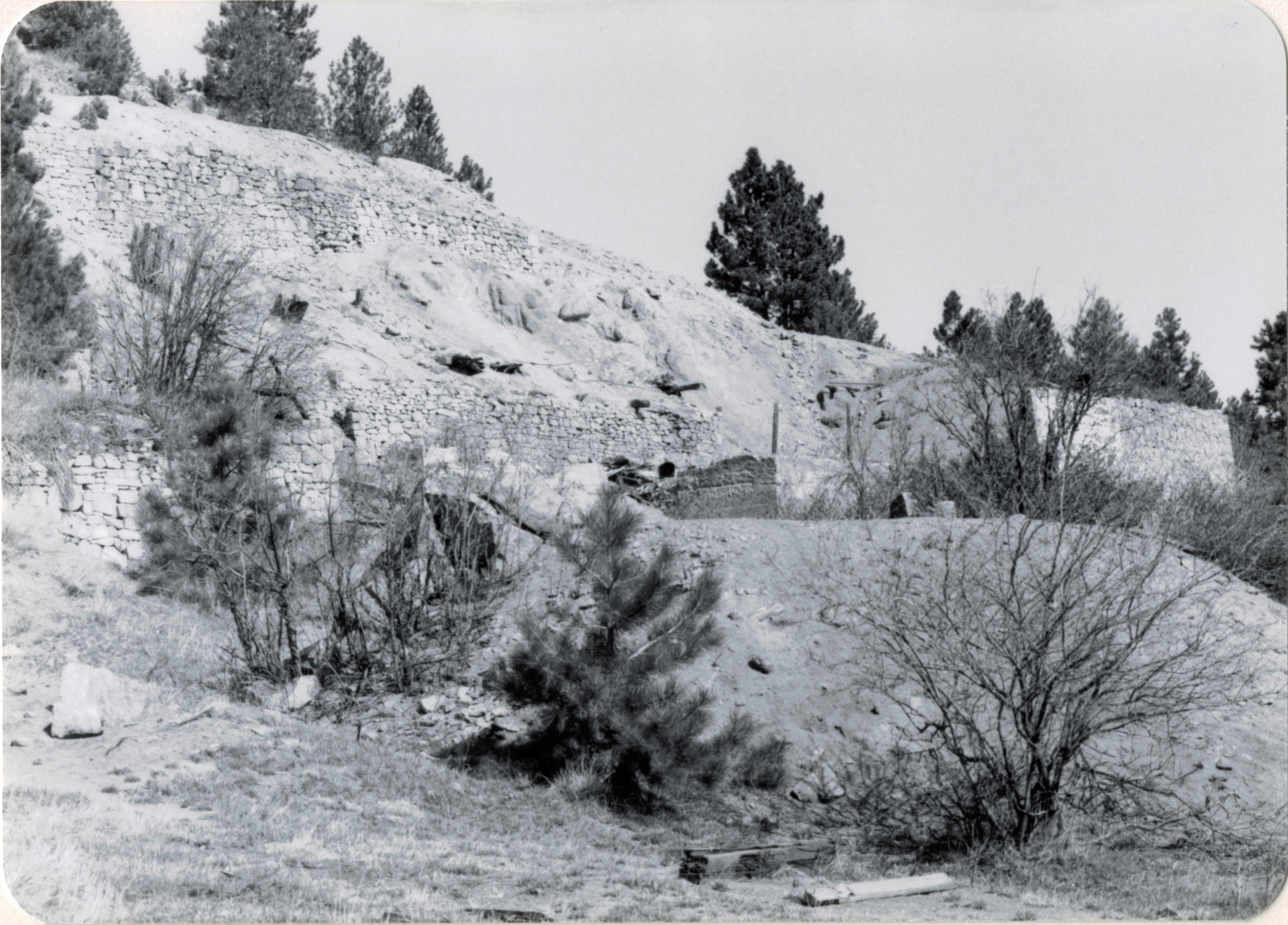 Corbin concentrater site, Jefferson Co (46-21)