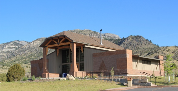 Lewis and Clark caverns visitor center, MT 2