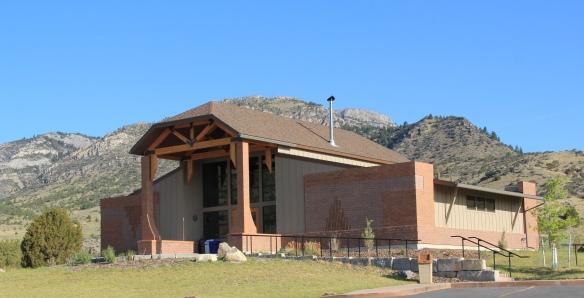 Lewis and Clark caverns visitor center, MT 2