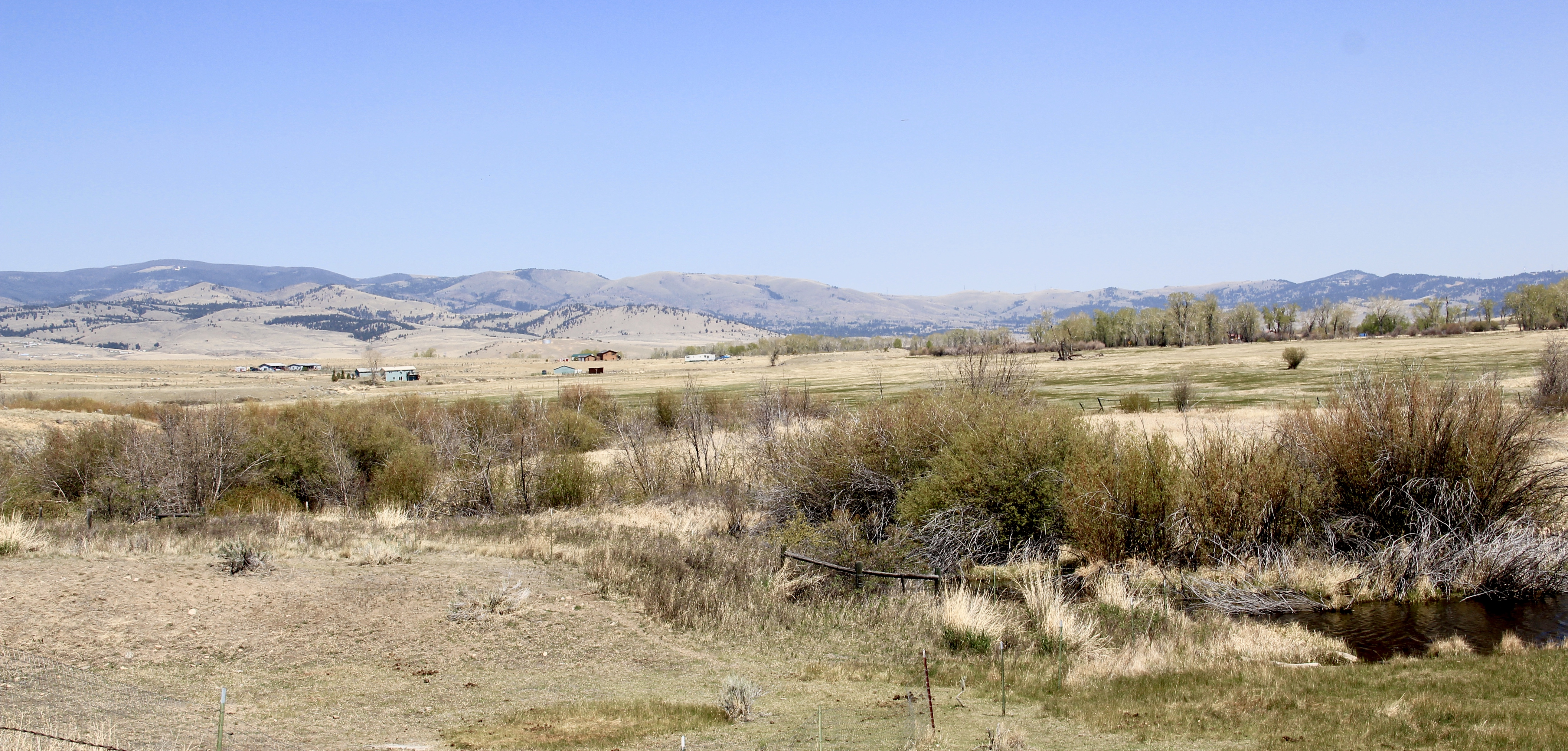 Boulder Valley N from hot springs, MT 69 – Version 2