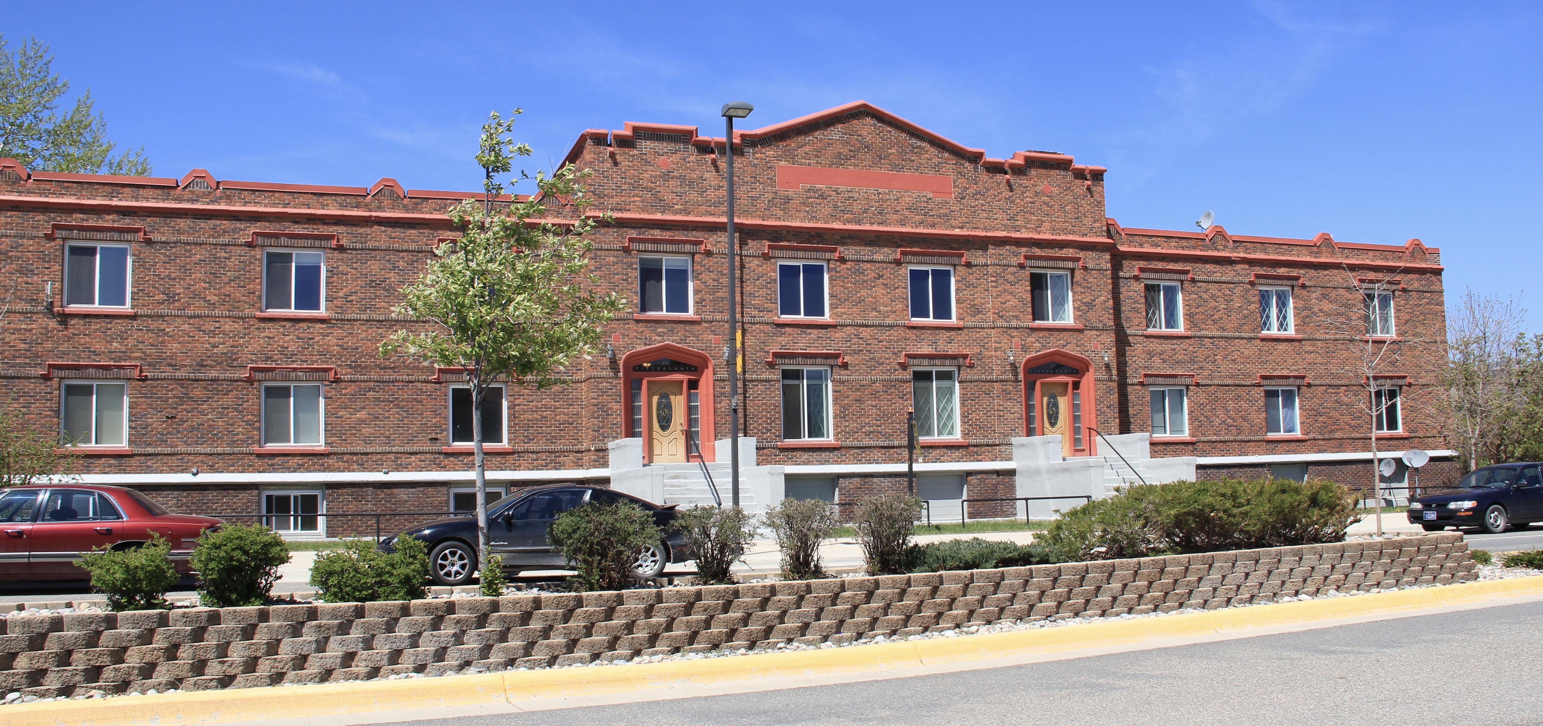 Boulder schools dorm