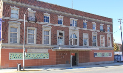 Elks Building, Montana at Galena, Butte