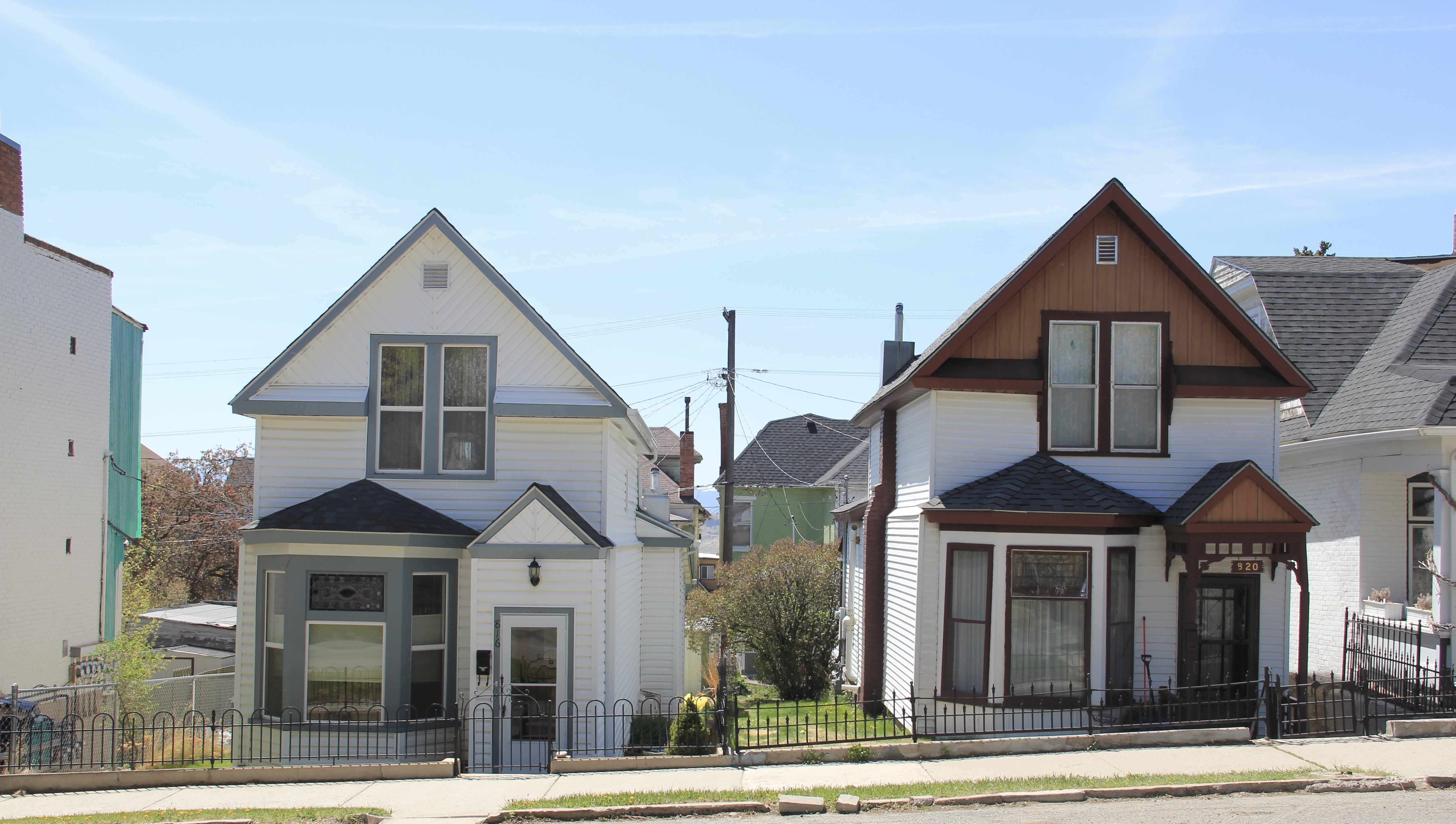 616 & 820 W. Broadway, Butte