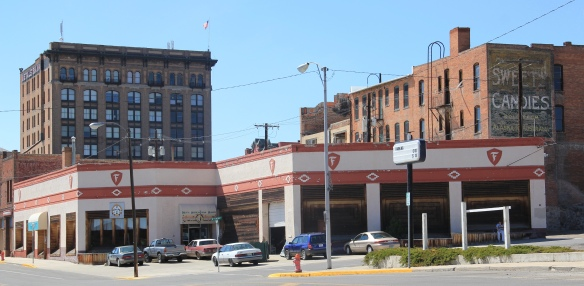 Firestone Station, Butte