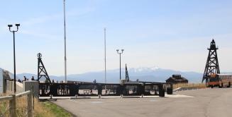 Granite Mountain Mine disaster monument