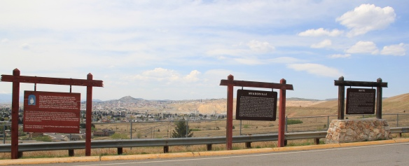 I-15 interpretive markers, Butte