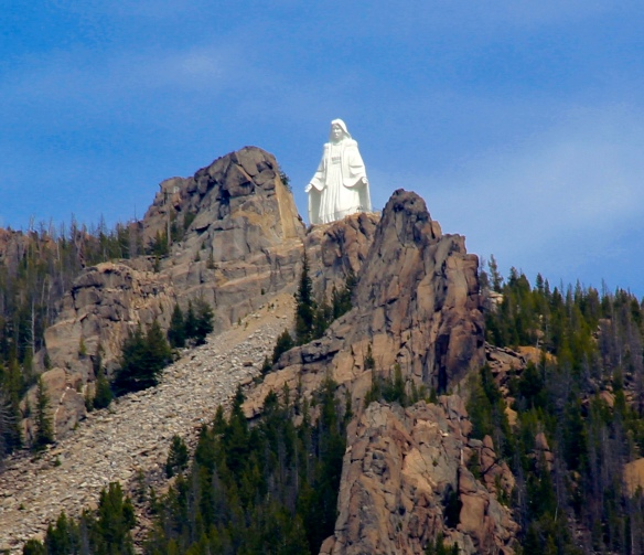 Our Lady of Rockies, Butte