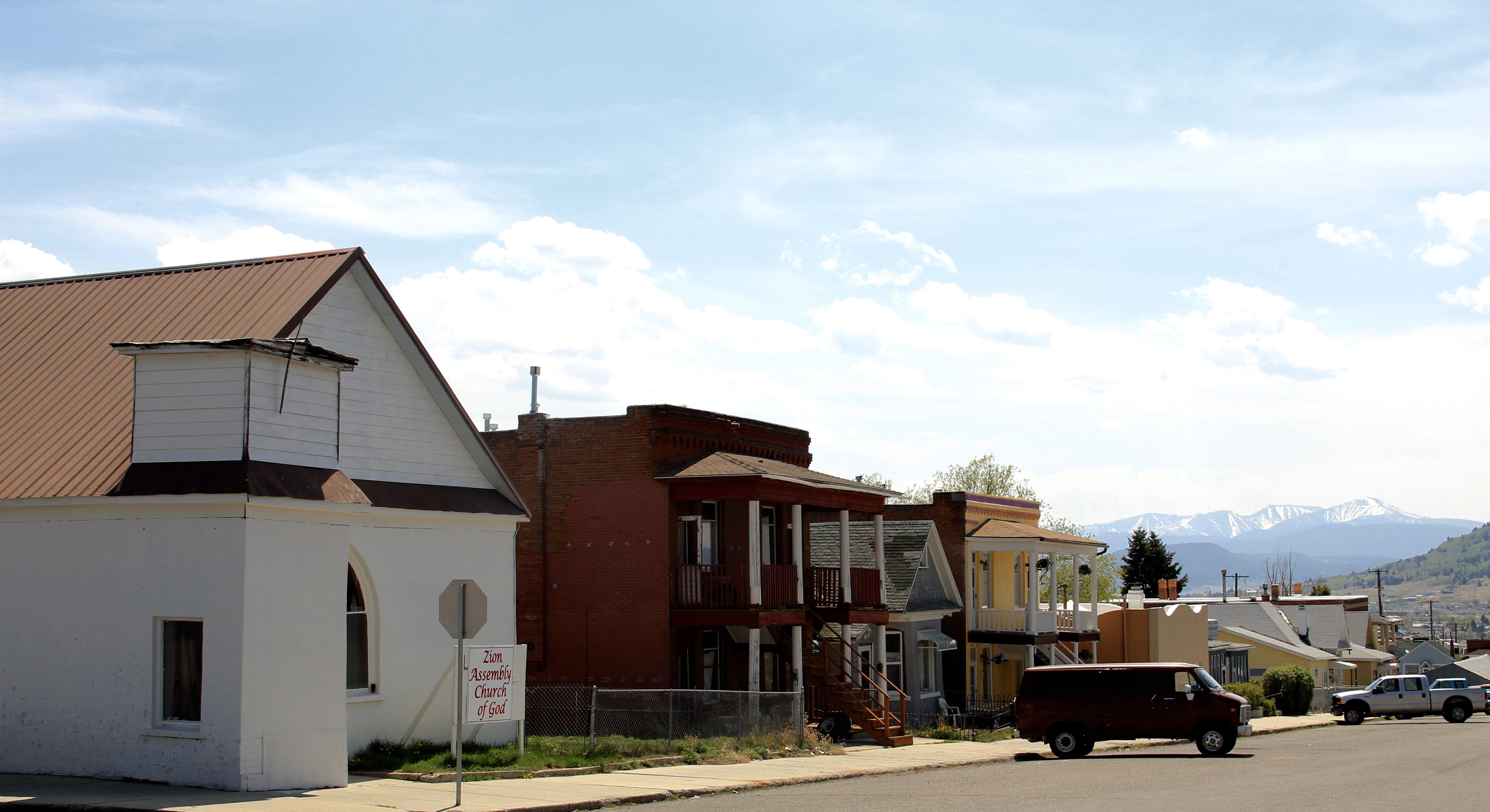 Idaho St at Shaffers AME