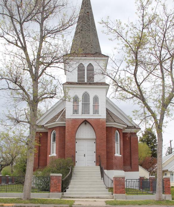 Zion Swedish Evangelical Lutheran, 524 Cedar St
