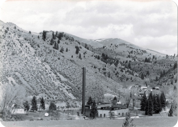 Big Hole Pumpstation, Divide, Silver Bow Co NR eligible (56-12)