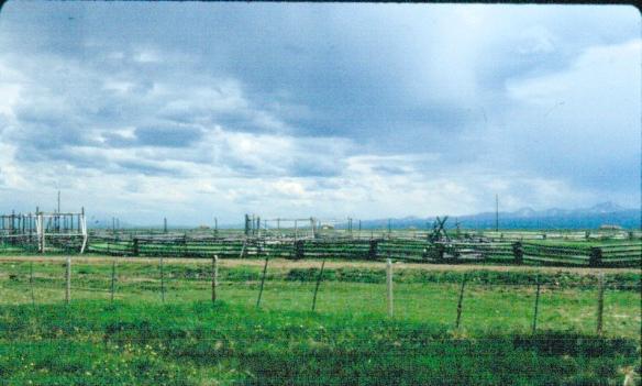 big Hole Valley 1984