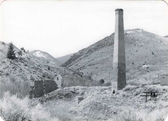 Hecla Smelter, Glendale, Breaverhead Co (p84 54-19)
