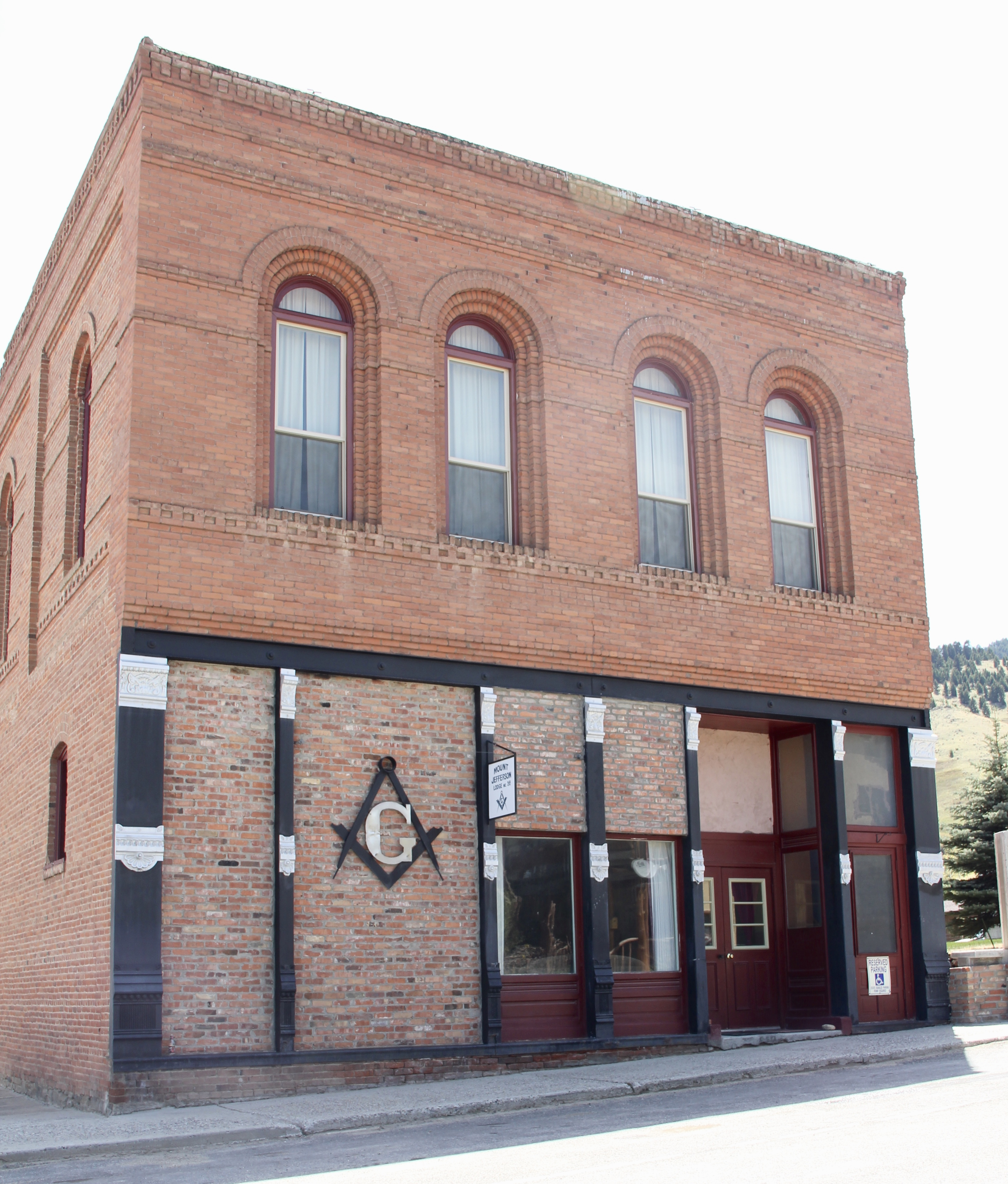 Pony Mt Jefferson Masonic #56