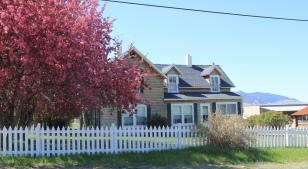 Mill street house in Sheridan