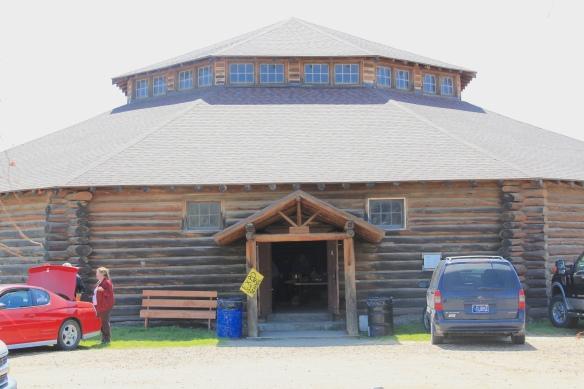Madison County fair exterior