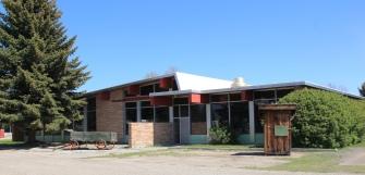 Modern facility, MT Children's Home