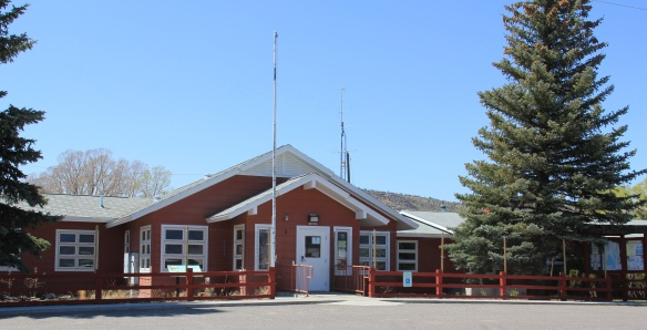 Madison Ranger Station, Beaverhead and Deer Lodge Ntl Forests, Ennis