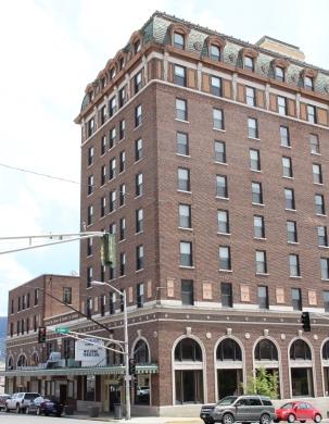 Hotel Finlen Butte